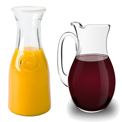 Jugs, Carafes & Decanters