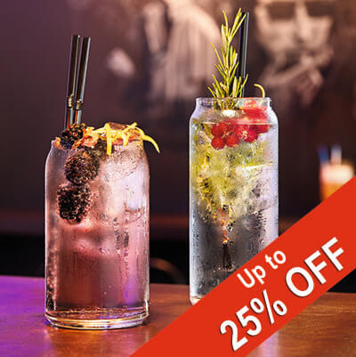 Glassware Special Offers