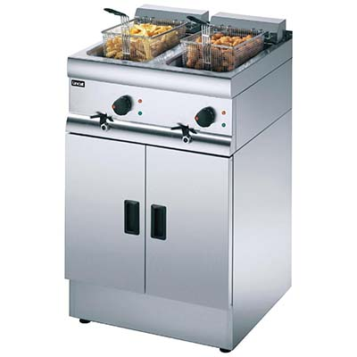 Freestanding Fryers