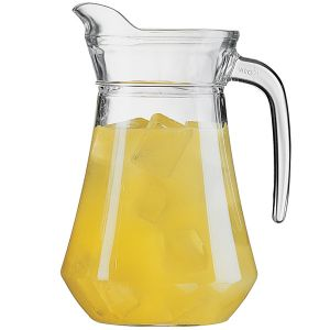 Arc Glass Jug (1 Litre)