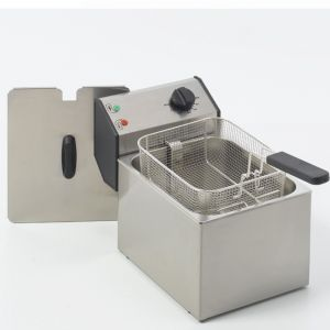 Roller Grill FD80 Single Tank Fryer