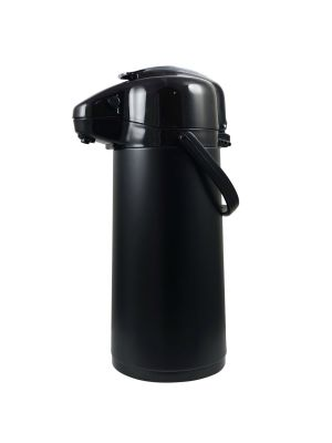 Elia Lever-Type Vacuum Beverage Dispenser Black 1.9ltr