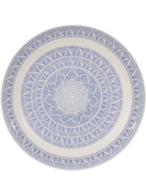 Algo Blue Deep Bowl 23cm