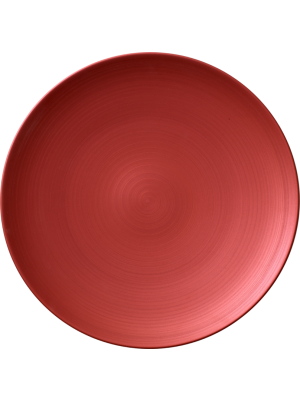 Copper Glow Coupe Flat Plate 29cm