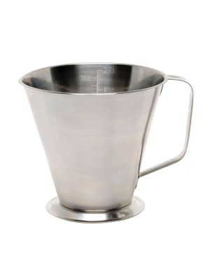 Stainless Steel Measuring Jug (1 Litre)