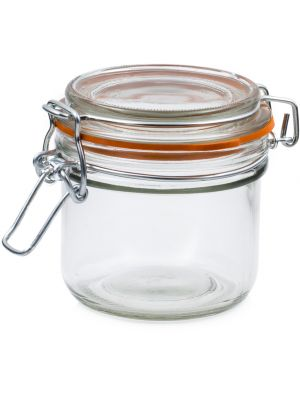 Glass Preserve Jars 200ml