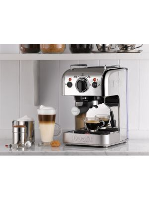 Dualit 3 in 1 Esspressivo Coffee Machine
