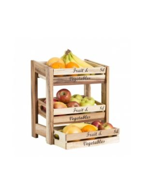Large Display Rack for Medium and Large Crates