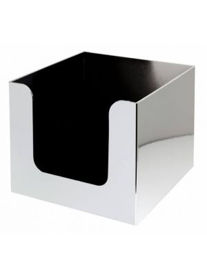 Napkin Holder Chrome Plated Plastic