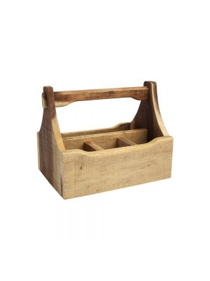 Nordic Natural 4 Compartment Table Caddy