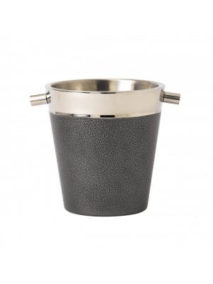 Swirl Champagne Bucket Stainless Steel