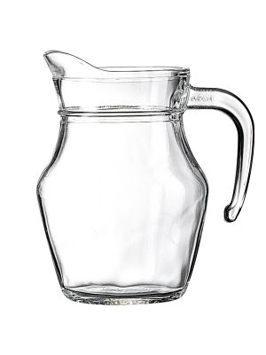 Arc Glass Jug (0.5 Litre)