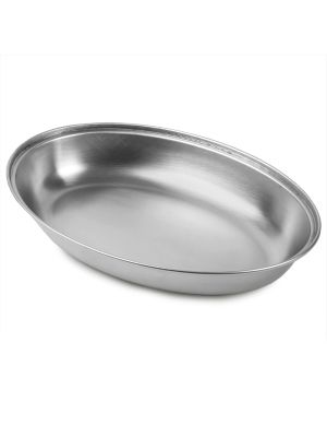 Stainless Steel Banqueting Dish