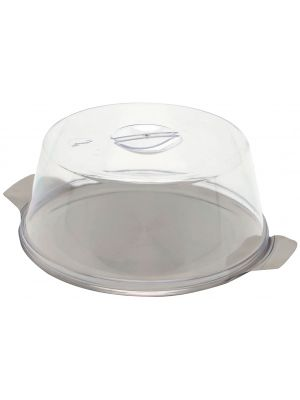 Stainless Steel Cake Plate