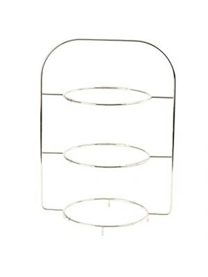 Birdcage Plate Stand