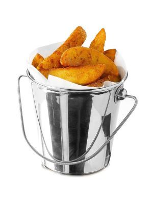 Stainless Steel Serving Bucket 7x6cm
