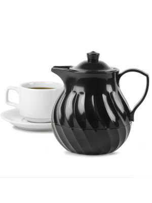Connoisserve Teapot Black 36oz