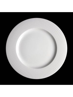Willow Large Well Gourmet Plate 28.5cm