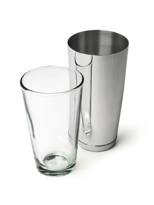 Professional Boston Cocktail Shaker Glass