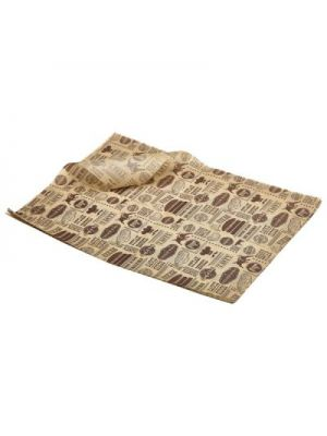 Greaseproof Paper Squares Steak House