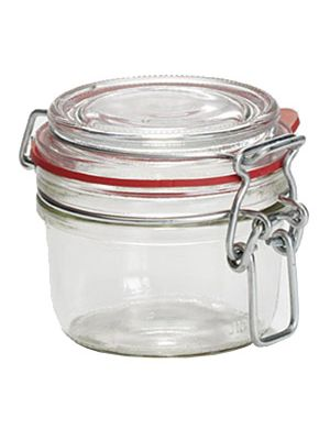 Glass Preserve Jars 125ml