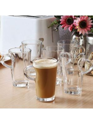 Elba Tea/Coffee Glass
