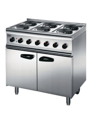 Lincat Silverlink 600 Electric 6 Burner Range ESLR9C