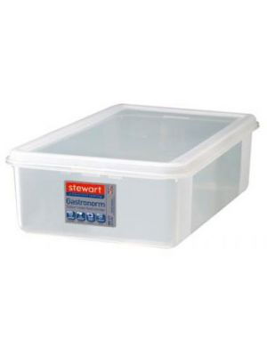 Identi Clip Full Size Gastronorm Container (65mm Deep)