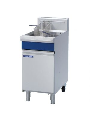 Blue Seal Evolution Series GT45 - Single Tank Gas Fryer
