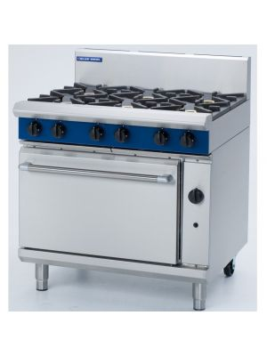 Blue Seal 6 Burner Oven G506D