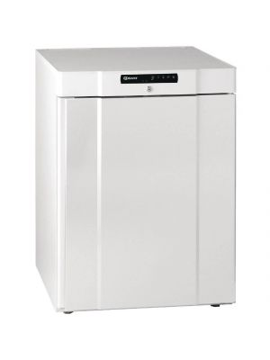 Gram Compact 1 Door 125Ltr White Undercounter Fridge K 210 L