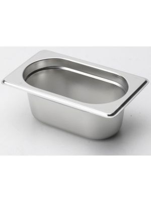 Gastronorm Container - 1/9 Size 100mm Deep