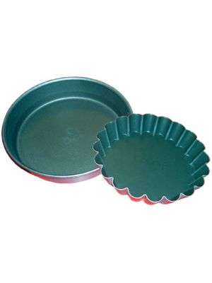 Non-Stick Tartlet Mould Fluted