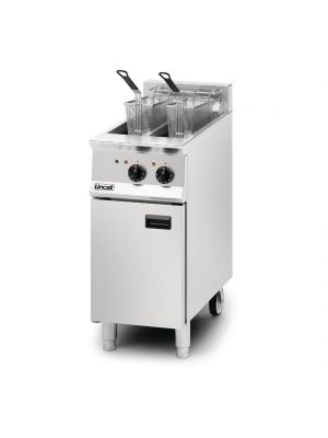 Lincat Opus 800 Electric Twin Tank Fryer OE8105