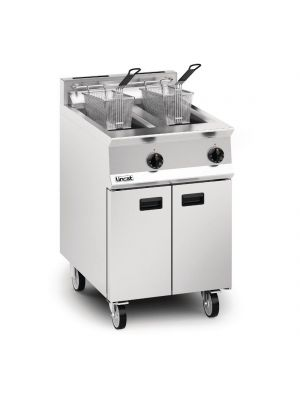 Lincat Opus 800 Twin Tank Gas Fryer 600mm OG8111