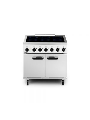 Lincat Phoenix Electric Free-standing Induction Oven Range