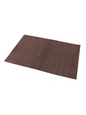 Vinyl Place Mat Copper