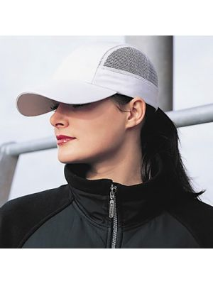 Ventilated Mesh Baseball Cap