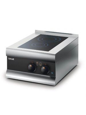 Lincat Silverlink 600 2 Zone Induction Hob SLI21