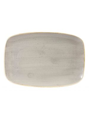 Stonecast Chef's Oblong Plate 30cmx19.9cm