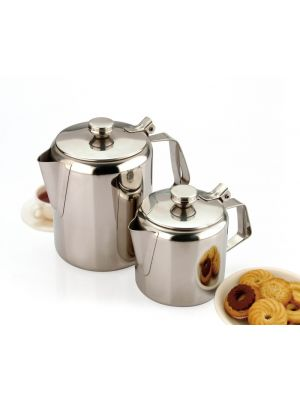 Stainless Steel Coffee Pot 12oz