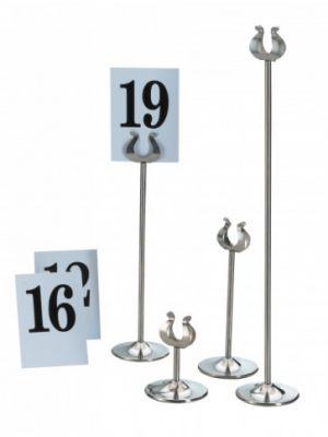 Table Number Stand 18