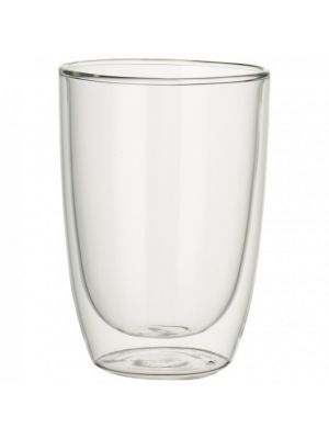 Artesano Glass Double Wall Tumblers 15.25oz