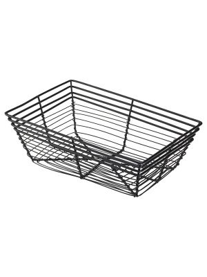 Rectangular Wire Food Basket