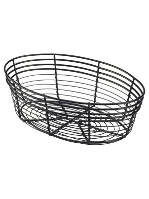 Oval Wire Food Basket