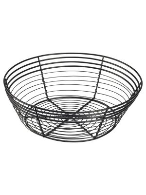 Round Wire Food Basket