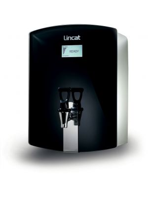 Lincat WMB3F Wall Mounted Water Boiler (Black)