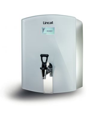 Lincat WMB3F Wall Mounted Water Boiler (White)