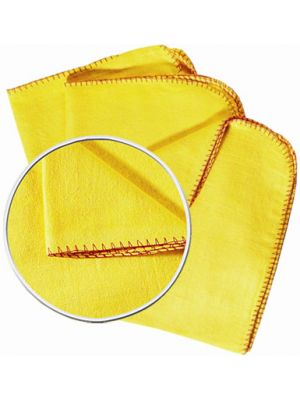 Yellow Dusters (Pack of 10)