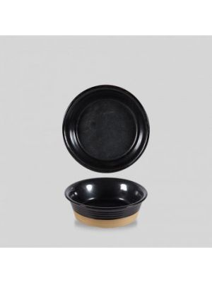 Igneous Black Small Pie Dish